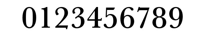 Baskerville URW Narrow Medium Font OTHER CHARS