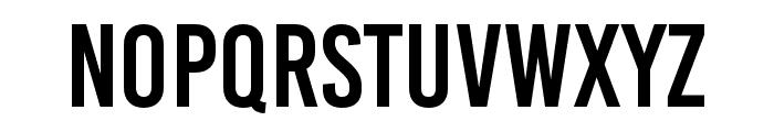 Bebas Kai Regular Font UPPERCASE
