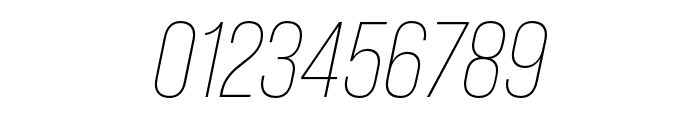 Bebas Neue Pro Expanded Bold Font OTHER CHARS