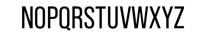 Bebas Neue Pro Expanded Regular Font UPPERCASE