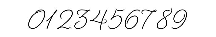 Beloved Script Regular Font OTHER CHARS