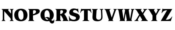 Benguiat Pro ITC Bold Condensed Font UPPERCASE