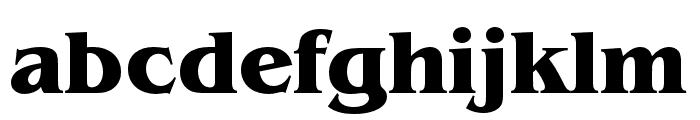 Benguiat Pro ITC Bold Condensed Font LOWERCASE