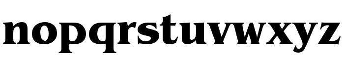 Benguiat Pro ITC Bold Font LOWERCASE