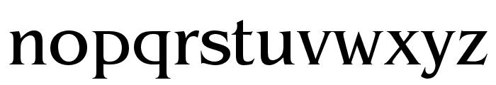 Benguiat Pro ITC Book Condensed Font LOWERCASE