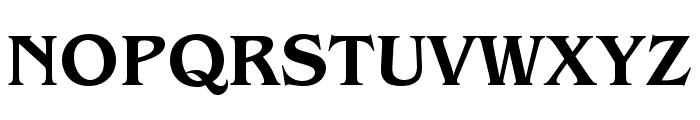 Benguiat Pro ITC Medium Font UPPERCASE