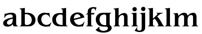 Benguiat Pro ITC Medium Font LOWERCASE
