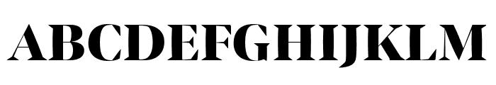 Bennet Banner Black Font UPPERCASE