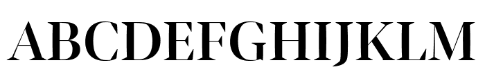 Bennet Banner Semi Bold Font UPPERCASE