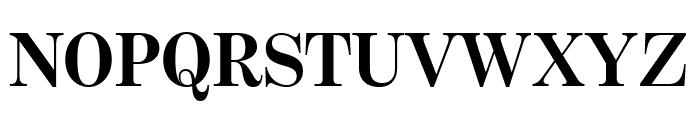 BentonModDisp Bold Font UPPERCASE