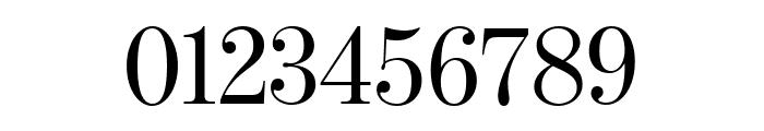 BentonModDispComp Regular Font OTHER CHARS