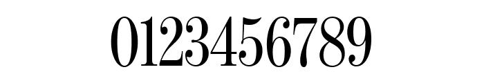 BentonModDispExCond Regular Font OTHER CHARS