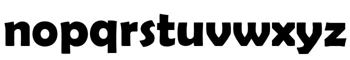 Berlin Sans Demi Font LOWERCASE