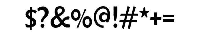 Berlin Sans Roman Font OTHER CHARS