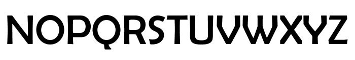 Berlin Sans Roman Font UPPERCASE