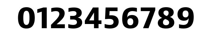 Bernino Sans Compressed Bold Font OTHER CHARS