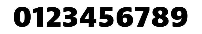 Bernino Sans Compressed Extrabold Font OTHER CHARS