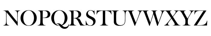 Big Moore Regular Font UPPERCASE