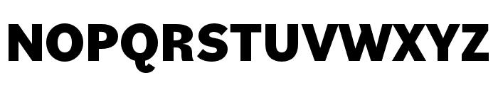 Bilo ExtraBold Font UPPERCASE
