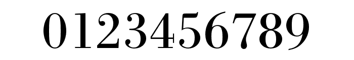 Bodoni URW Narrow Regular Font OTHER CHARS