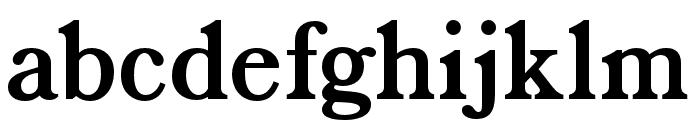 BookmanJFPro Roman Font LOWERCASE