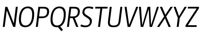 Botanika Italic Font UPPERCASE