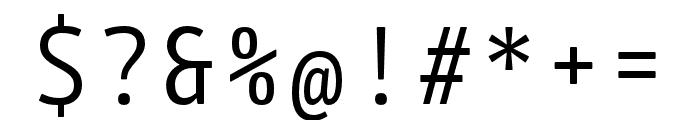 Botanika Mono Regular Font OTHER CHARS