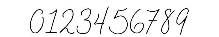 Braisetto Regular Font OTHER CHARS