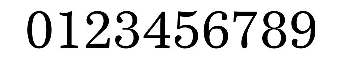 Bressay Display Regular Font OTHER CHARS