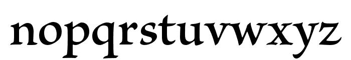 Brioso Pro Semibold Subhead Font LOWERCASE