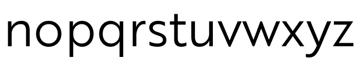 Brother 1816 Book Font LOWERCASE
