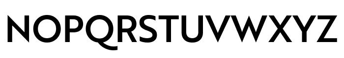 Brother 1816 Medium Font UPPERCASE