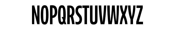 Bufalino Bold Font UPPERCASE