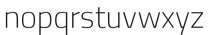 Cairo Bold Italic Font LOWERCASE