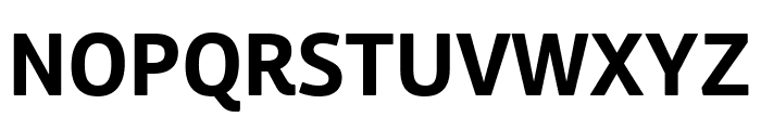 Calmetta Bold Font UPPERCASE