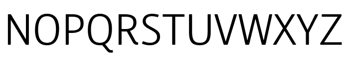 Calmetta Light Font UPPERCASE