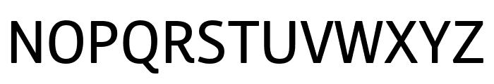 Calmetta Regular Font UPPERCASE