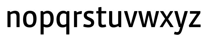 Calmetta Regular Font LOWERCASE