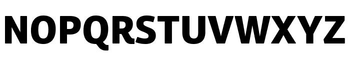 Calmetta XBold Font UPPERCASE