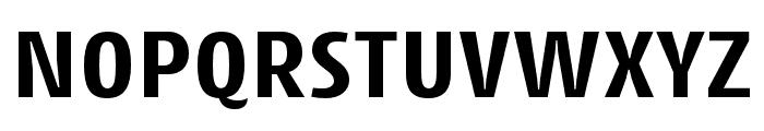 CantigaCnd Bold Font UPPERCASE