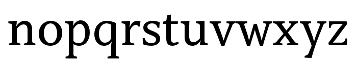 Capitolina ExtraBold Italic Font LOWERCASE