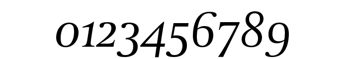 Capitolium2 Italic Font OTHER CHARS
