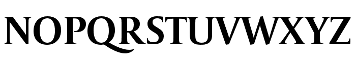 CapitoliumHead 2 Bold Font UPPERCASE