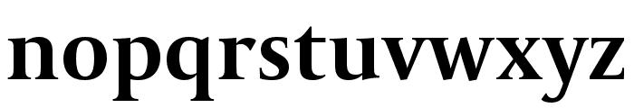 CapitoliumHead 2 Bold Font LOWERCASE