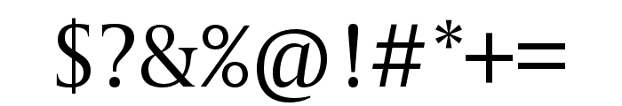 CapitoliumHead 2 Light Italic Font OTHER CHARS