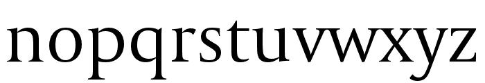 CapitoliumHead 2 Light Italic Font LOWERCASE