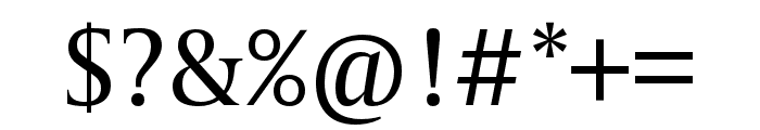 CapitoliumHead 2 Regular Font OTHER CHARS