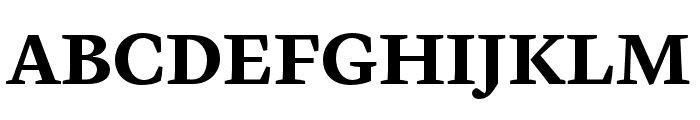 Cardea OT Bold Lining Font UPPERCASE