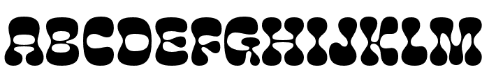 Cheee Conshred Font UPPERCASE
