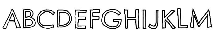 Chelsea Market Pro Regular Font UPPERCASE